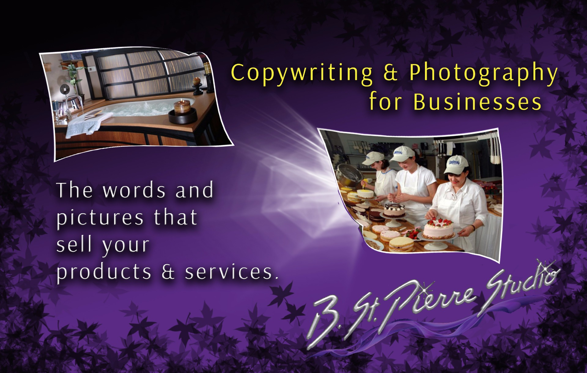 Copywriting & Photography for Businesses